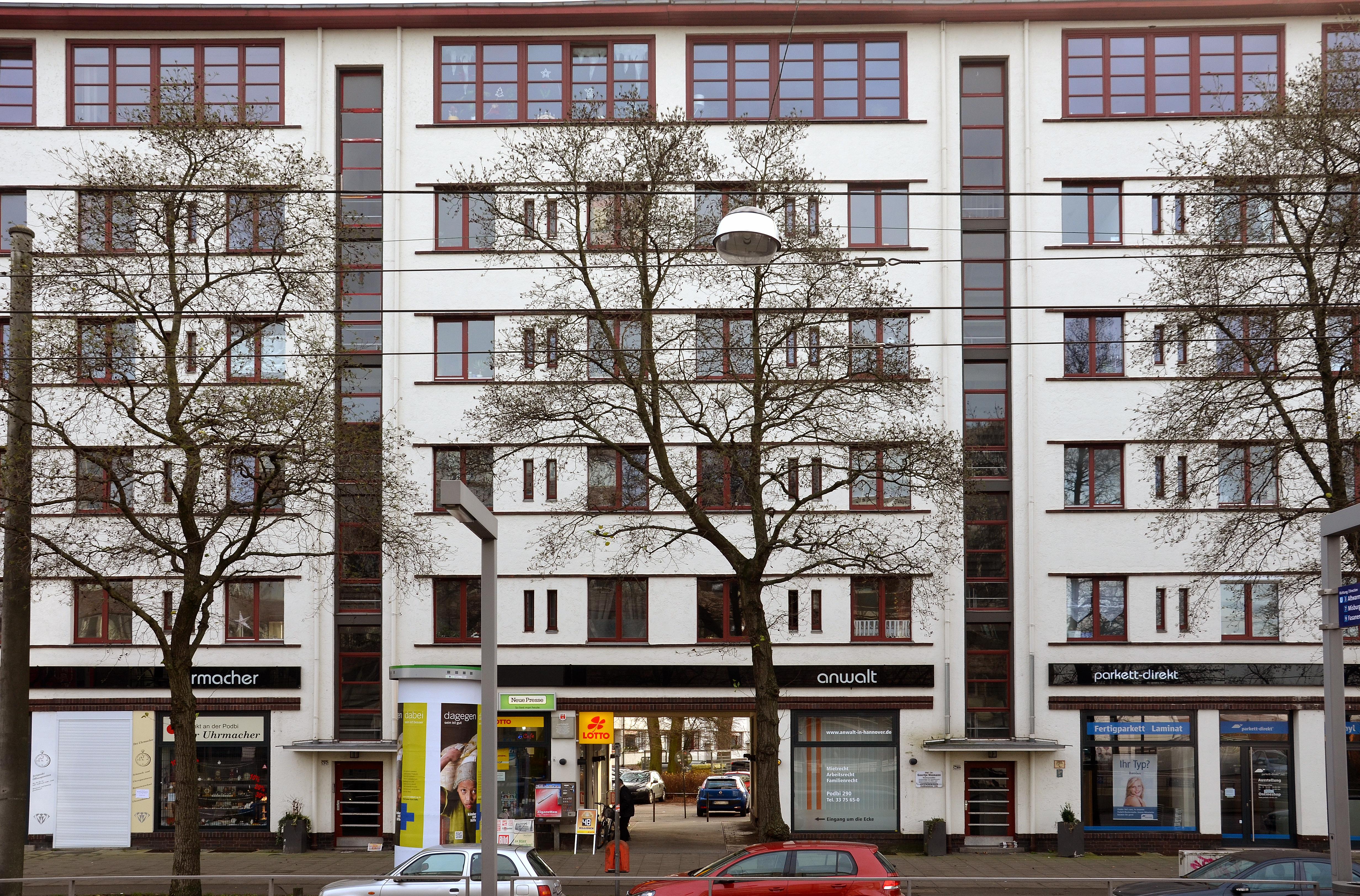 Parkett Direkt Hannover file podbielskistraße 292 294 hannover list liststadt