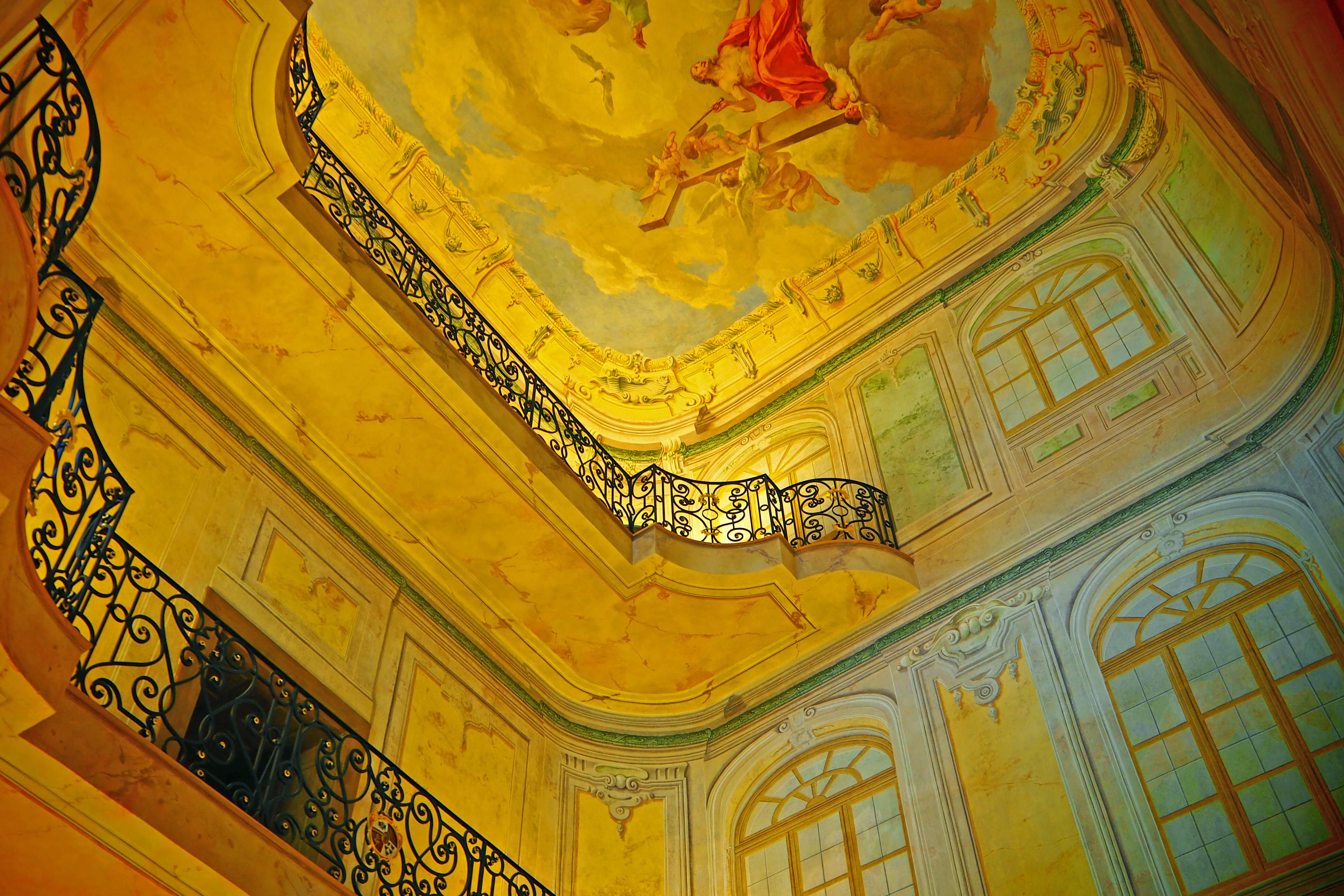 rosenberg palace prague