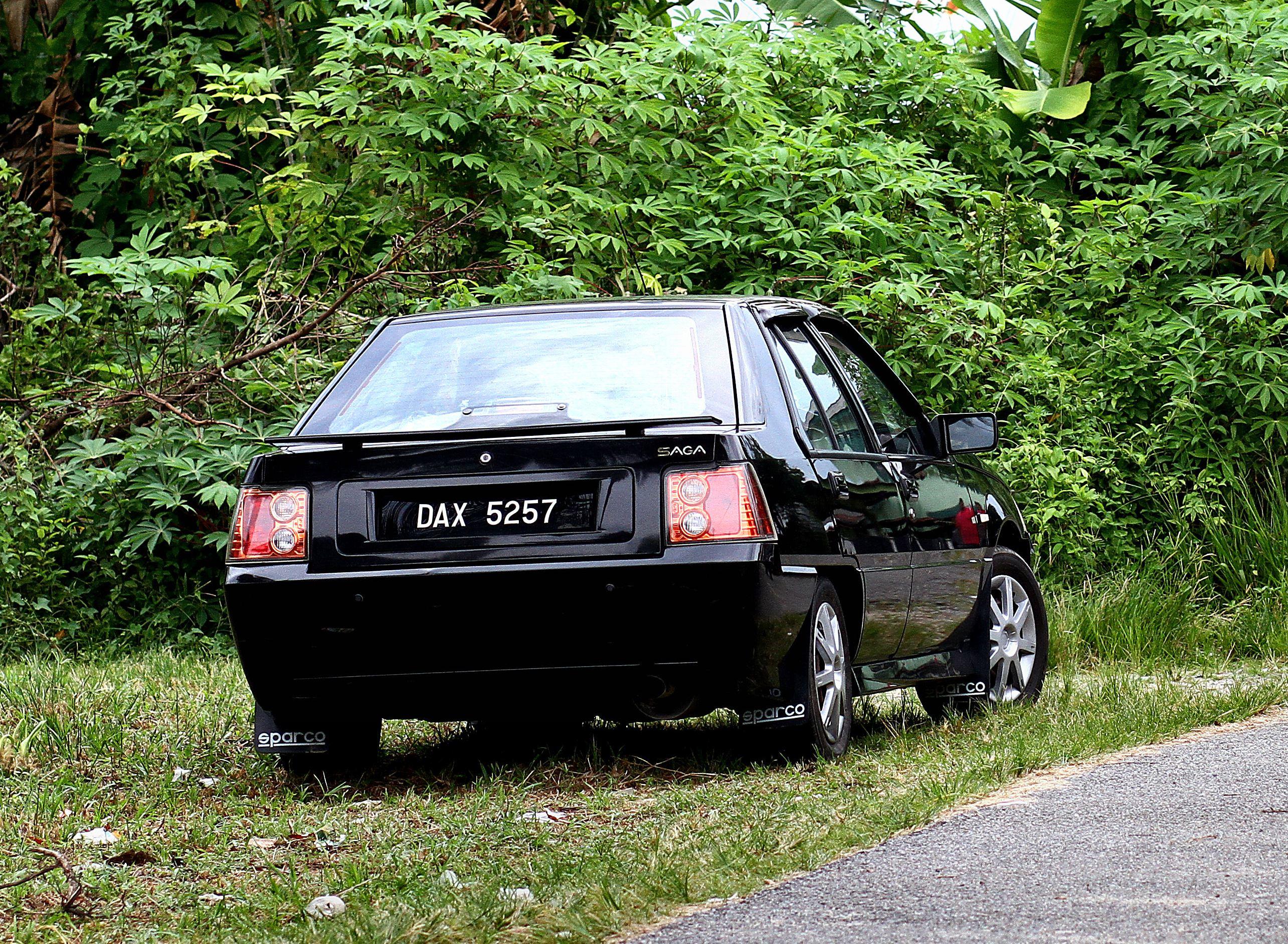 File Proton Saga Lmst In Tanah Merah Kelantan Malaysia Jpg