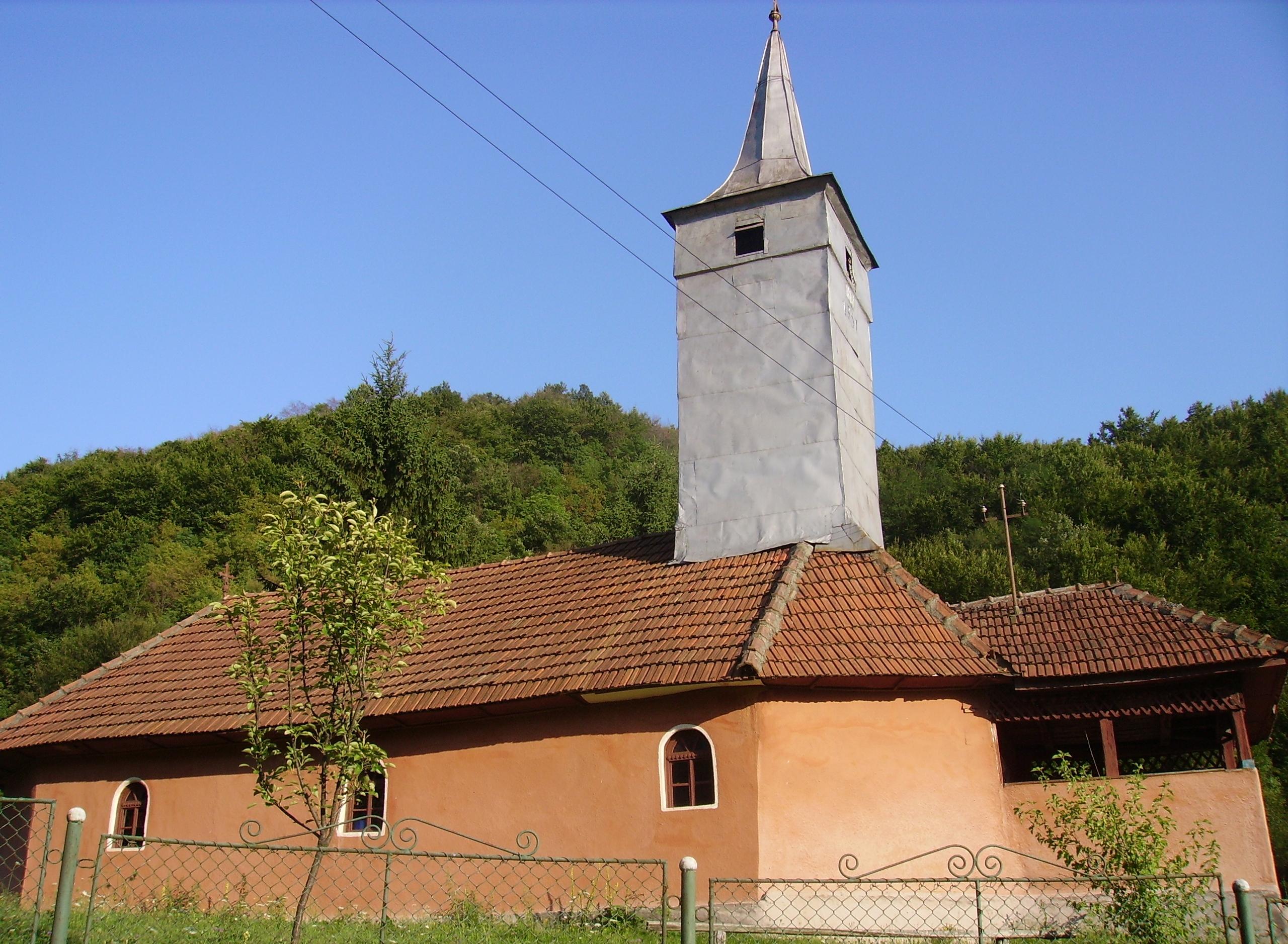 Biserica de lemn din Godinești
