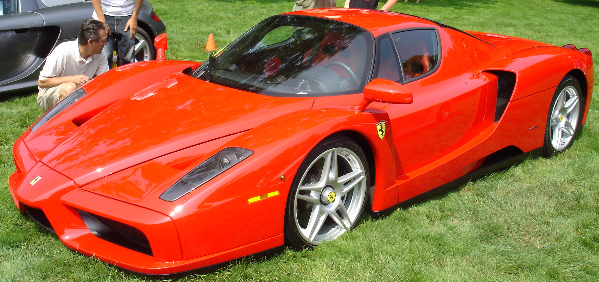 Enzo Ferrari Car 2