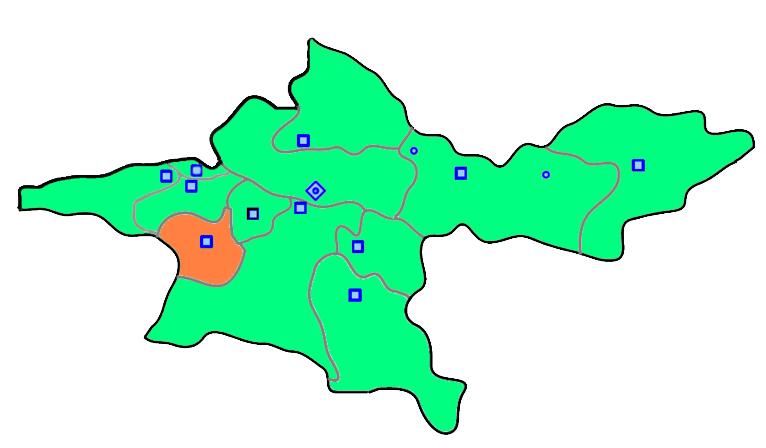 شهرستان رباطکریم