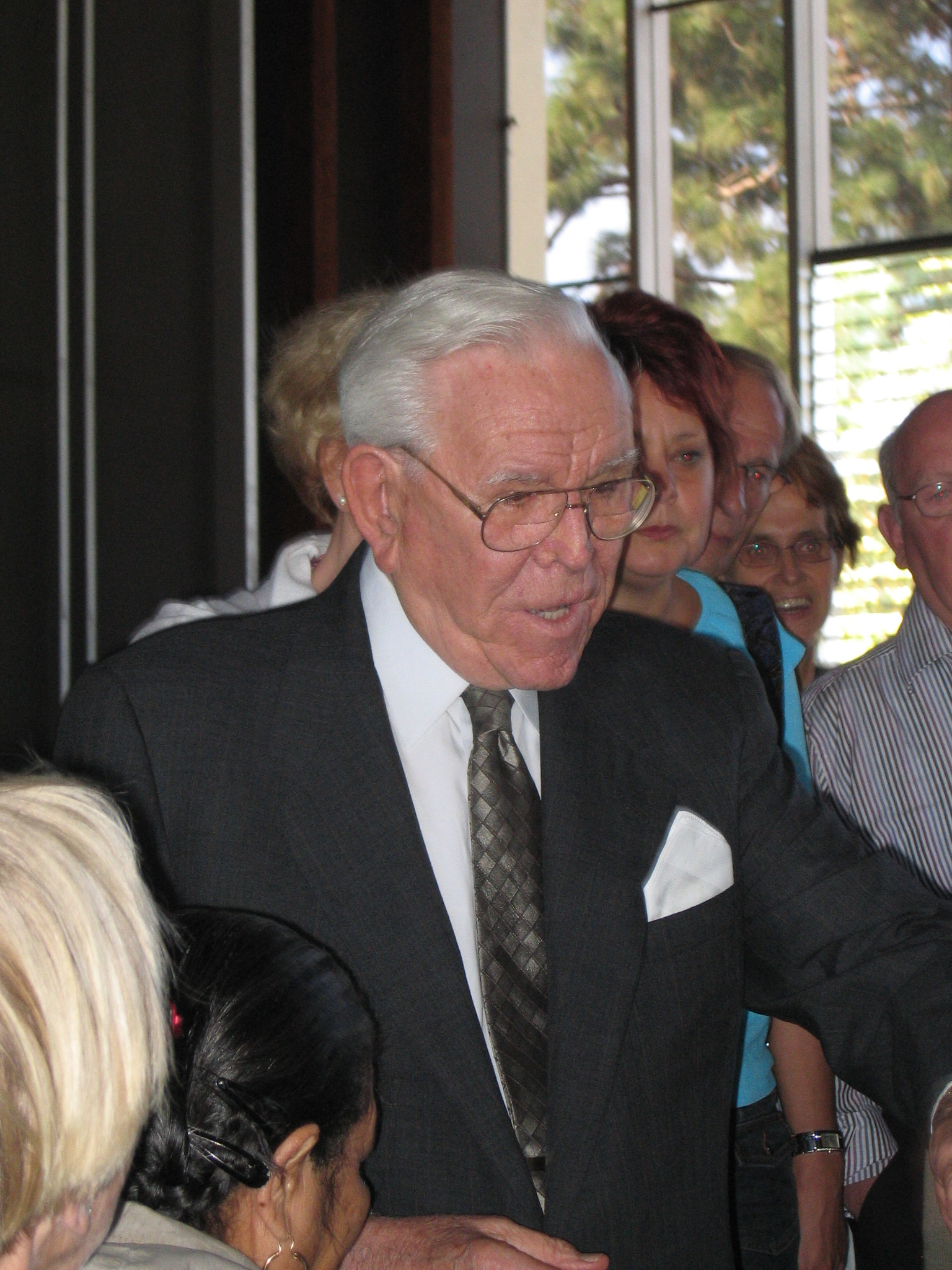 Photo of Robert H. Schuller
