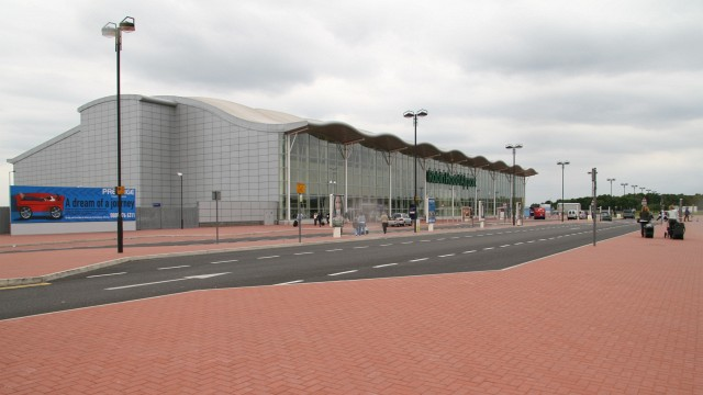 Doncaster Sheffield Airport - Wikipedia