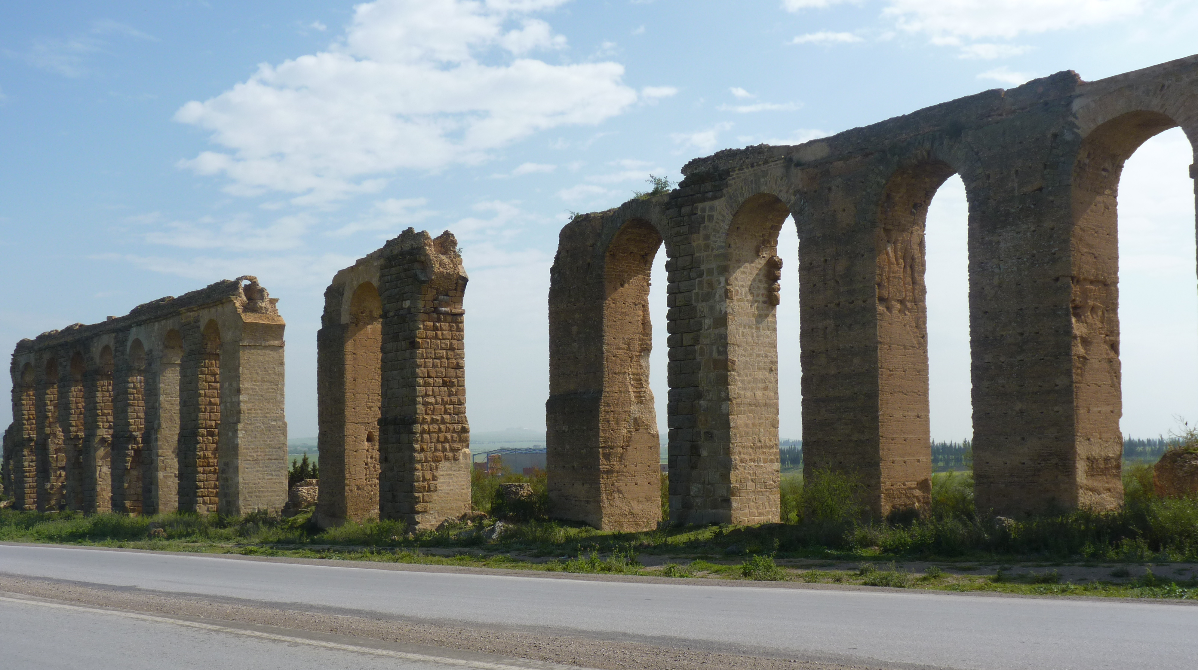 roman aqueducts and water supply duckworth archaeology - HD 3984×2230