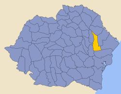 Cahul County (Romania) County in Romania