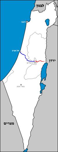 מסלול הכביש