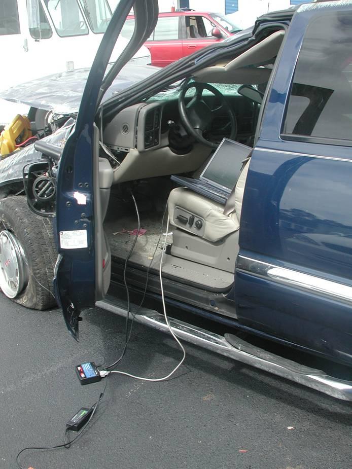 Crash Data Retrieval Systems Computers Of Cars