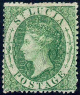 Saint Lucia : History