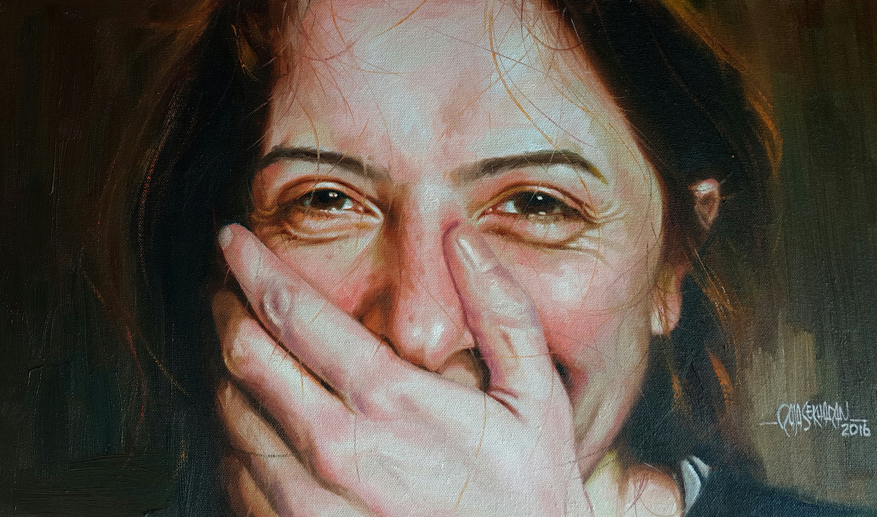 smile painting ile ilgili görsel sonucu