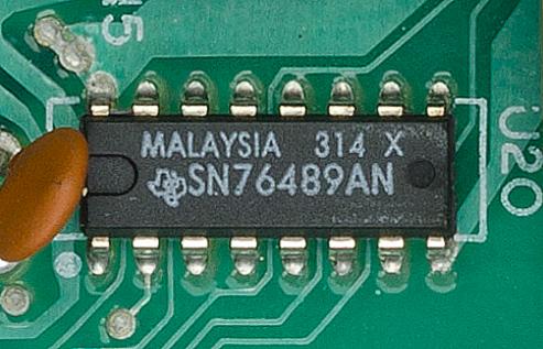 SN76494AN Programmable Tone//Noise Generator DIP-16