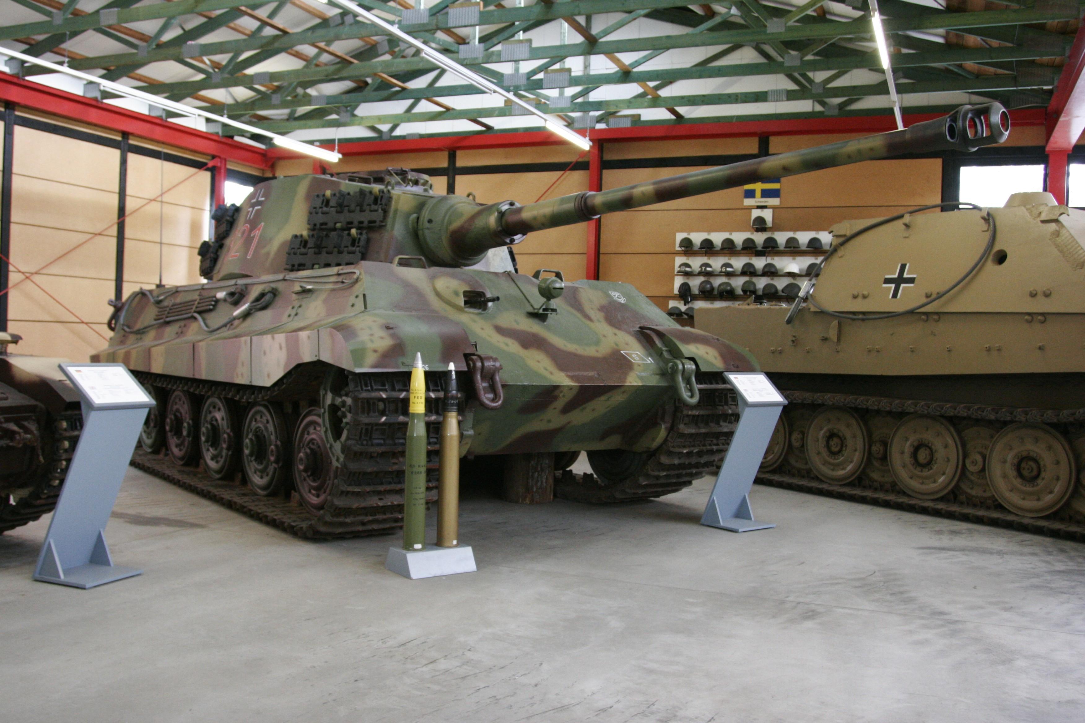 Tiger I Panther Tiger Ii Tank Model Airplane