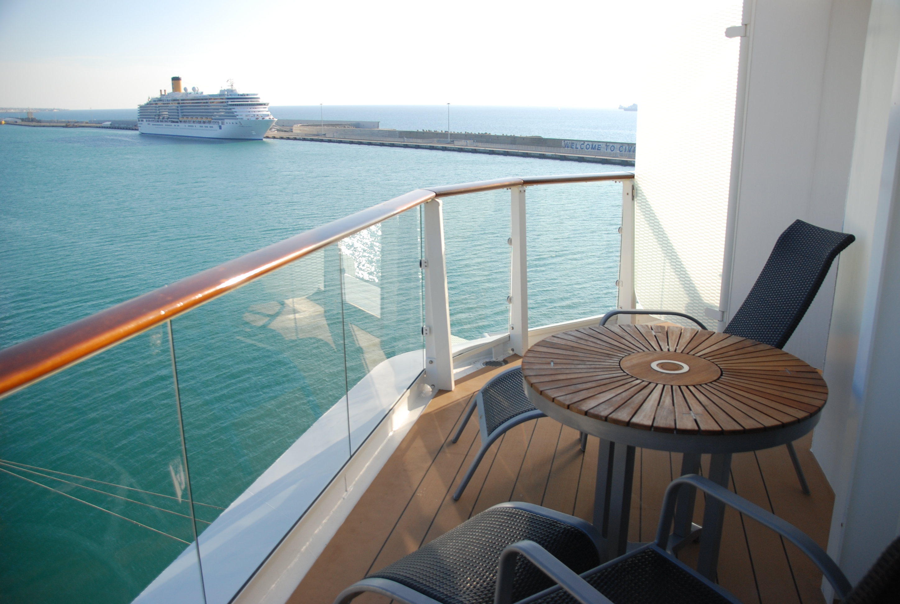 File sky suite 1198 balcony aboard the celebrity equinox for What is a balcony