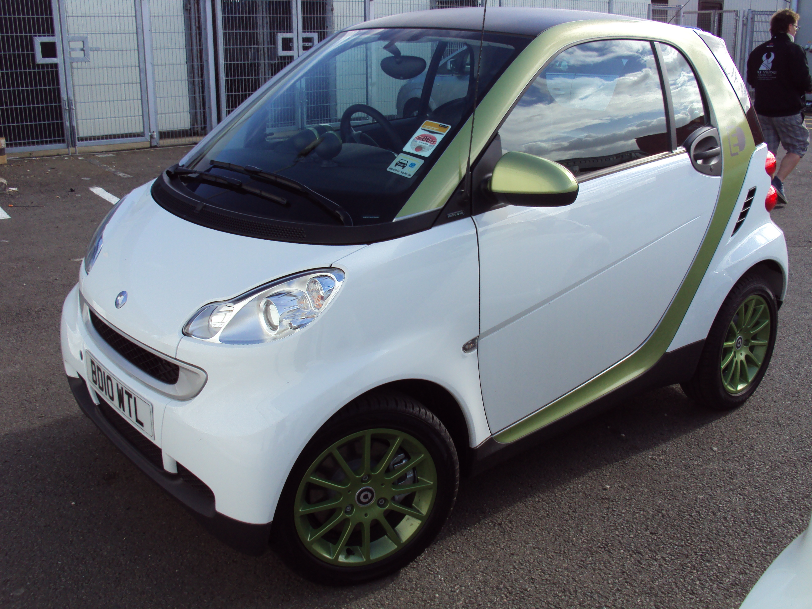 Electric Smart Car Reviews