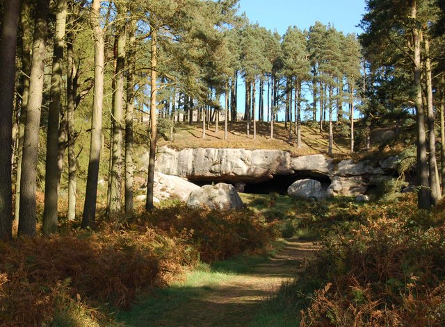 St Cuthberts Cave - geograph.org.uk - 746385