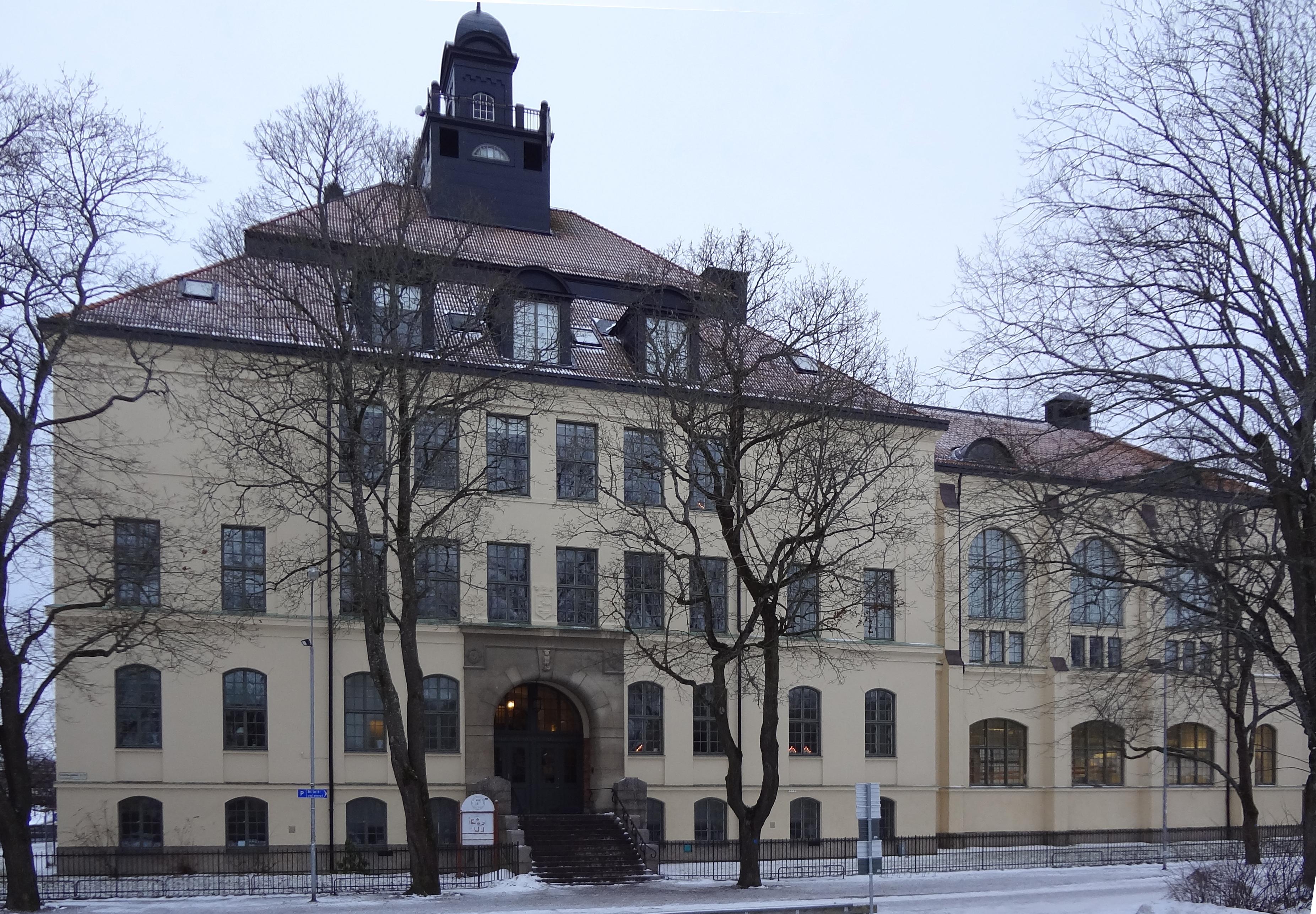 gymnasium sweden