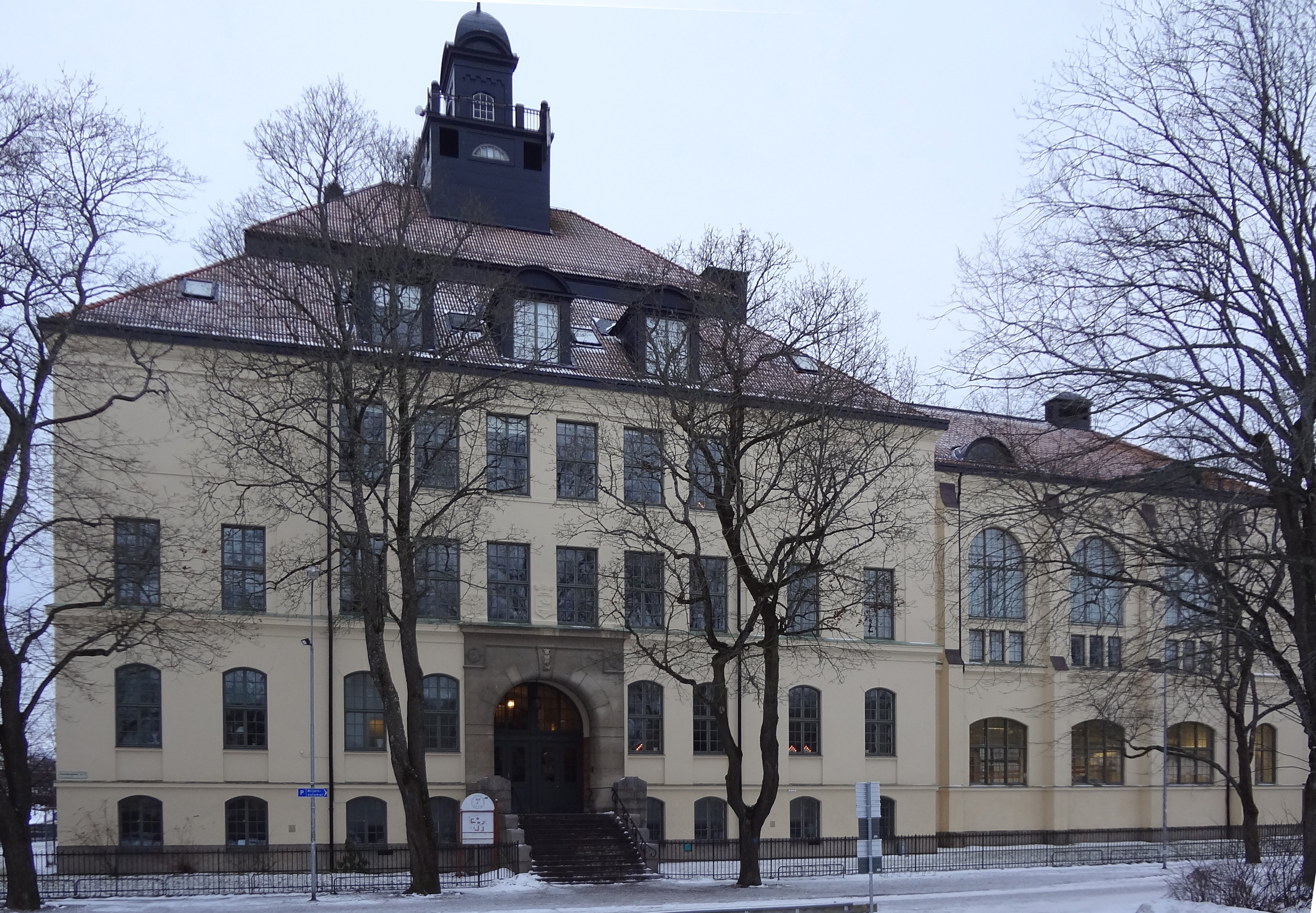 gymnasium eskilstuna