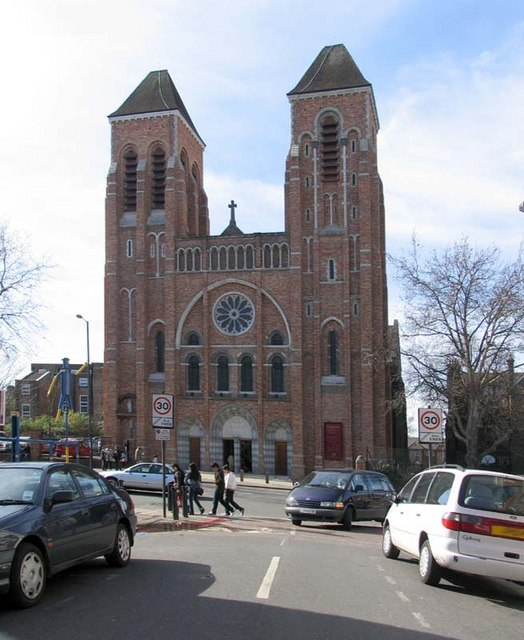 St Ignatius Church, Stamford Hill