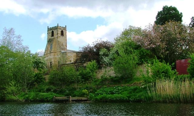 St Mary Magdalene Parish Church - geograph.org.uk - 1286134