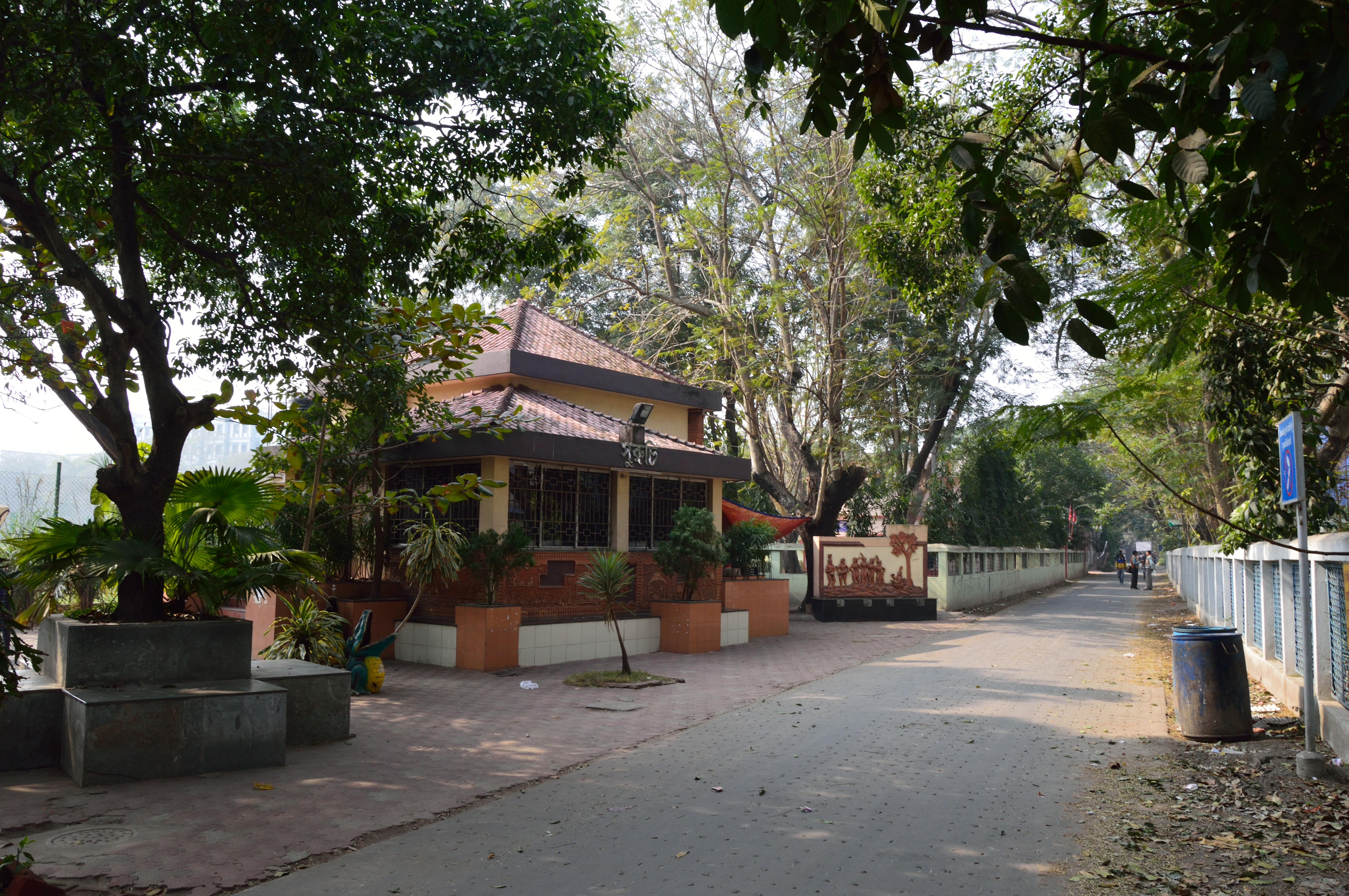 File:Suruchi Canteen Area - Jadavpur University - Kolkata 2015-01-08 2389
