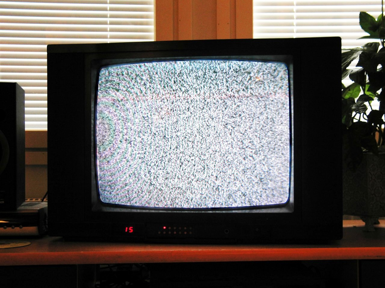 Image result for television static