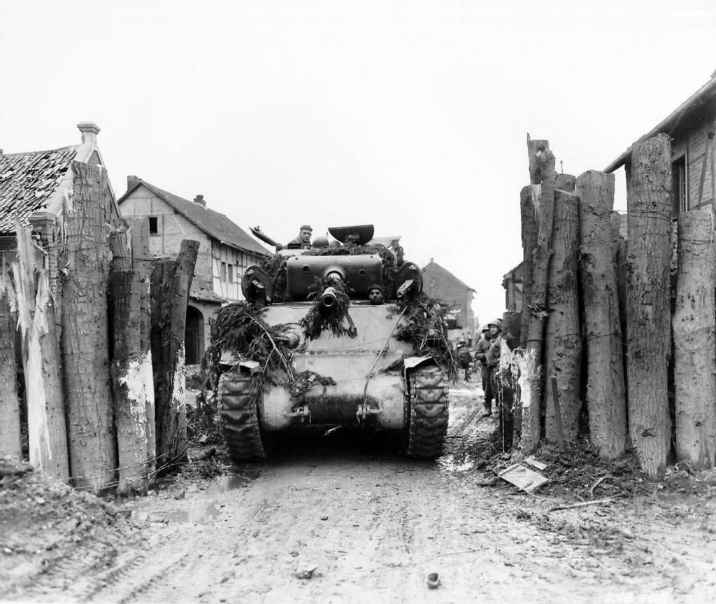 741st Tank Battalion (United States)