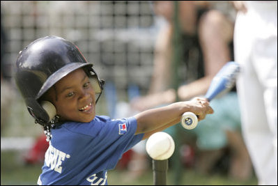 White House Tee Ball Initiative - Wikipedia