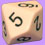 Ten sided die