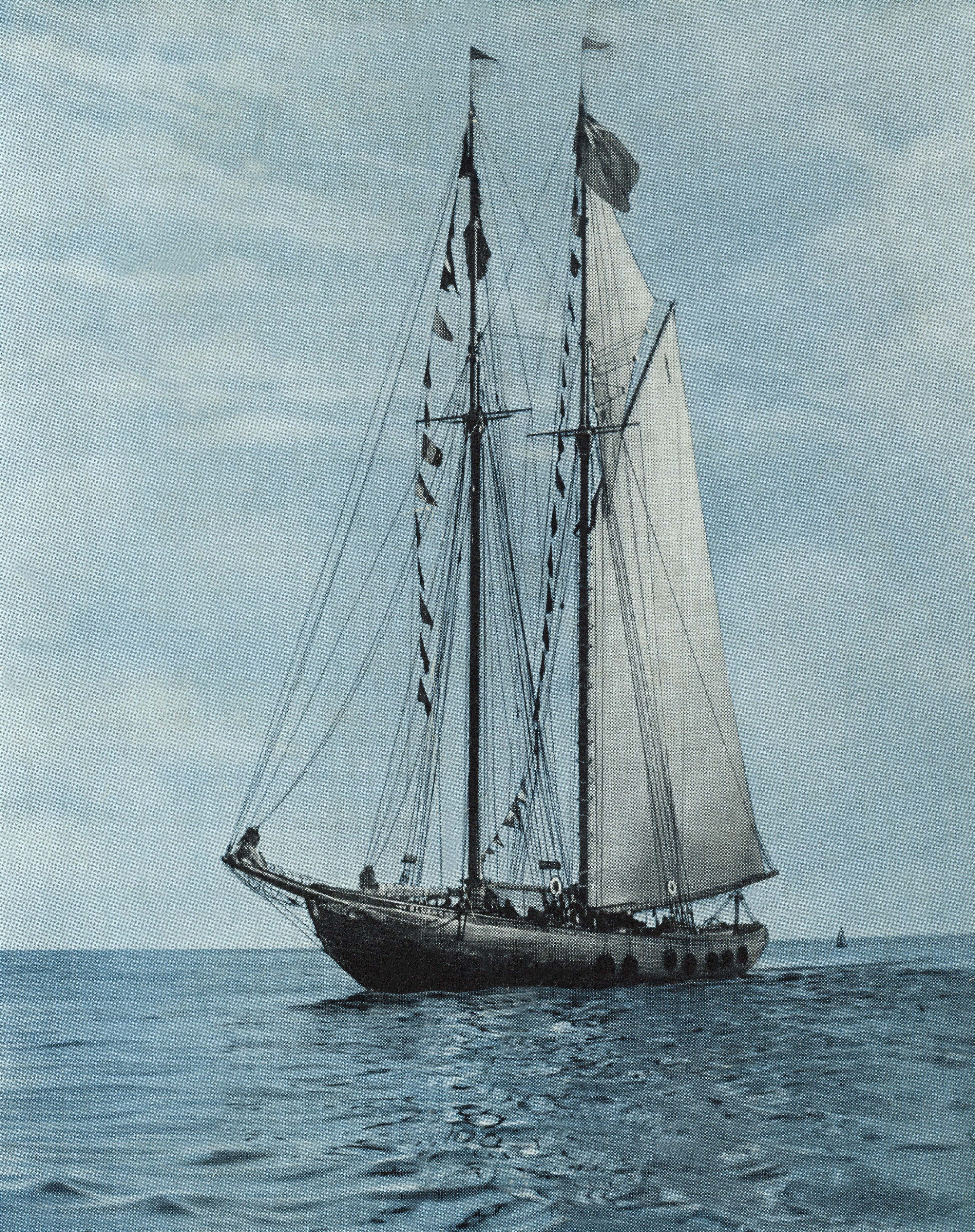 BLUENOSE II (ARTESANIA LATINA) 1/75 The_Famous_Bluenose