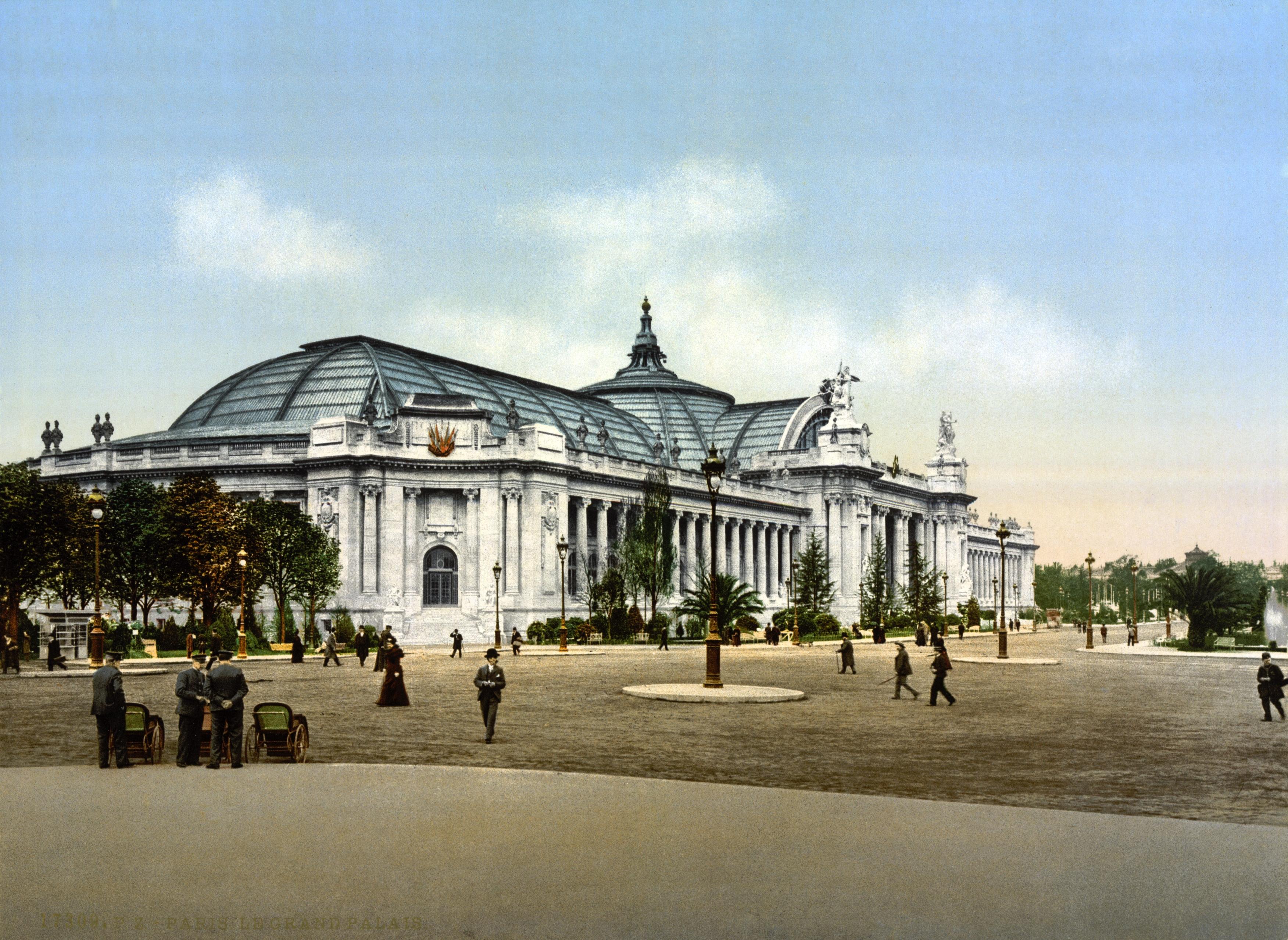 File the grand palace exposition universal 1900 paris for Salon exposition paris