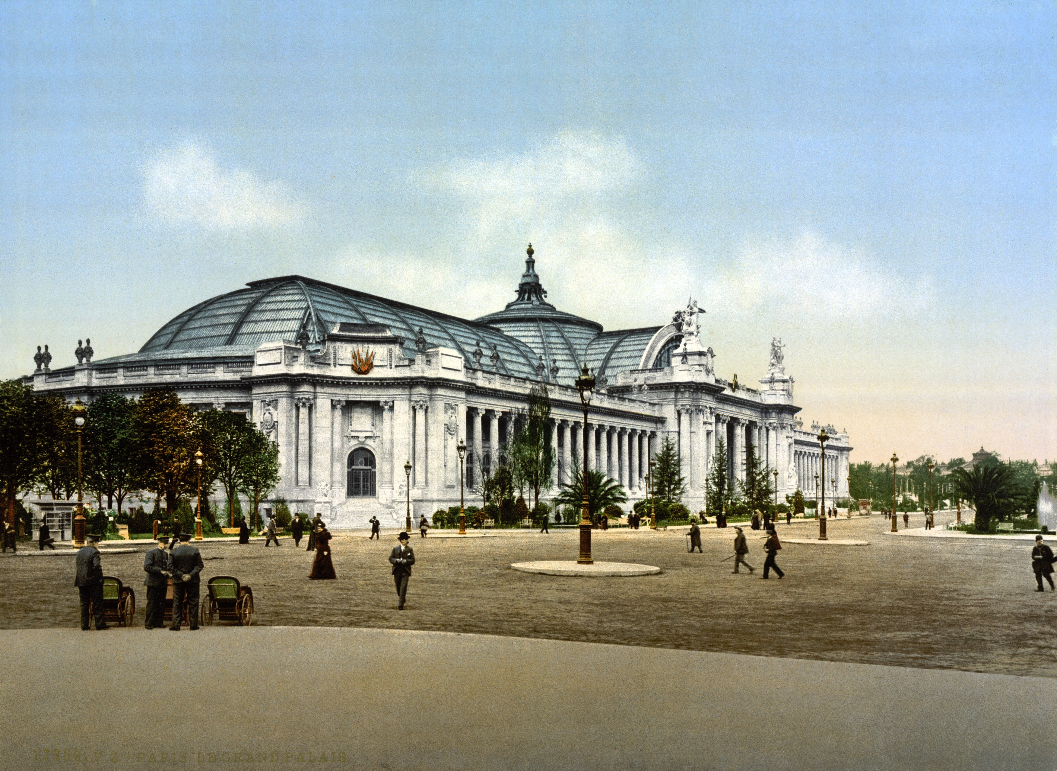 File the grand palace exposition universal 1900 paris for Salon grand palais