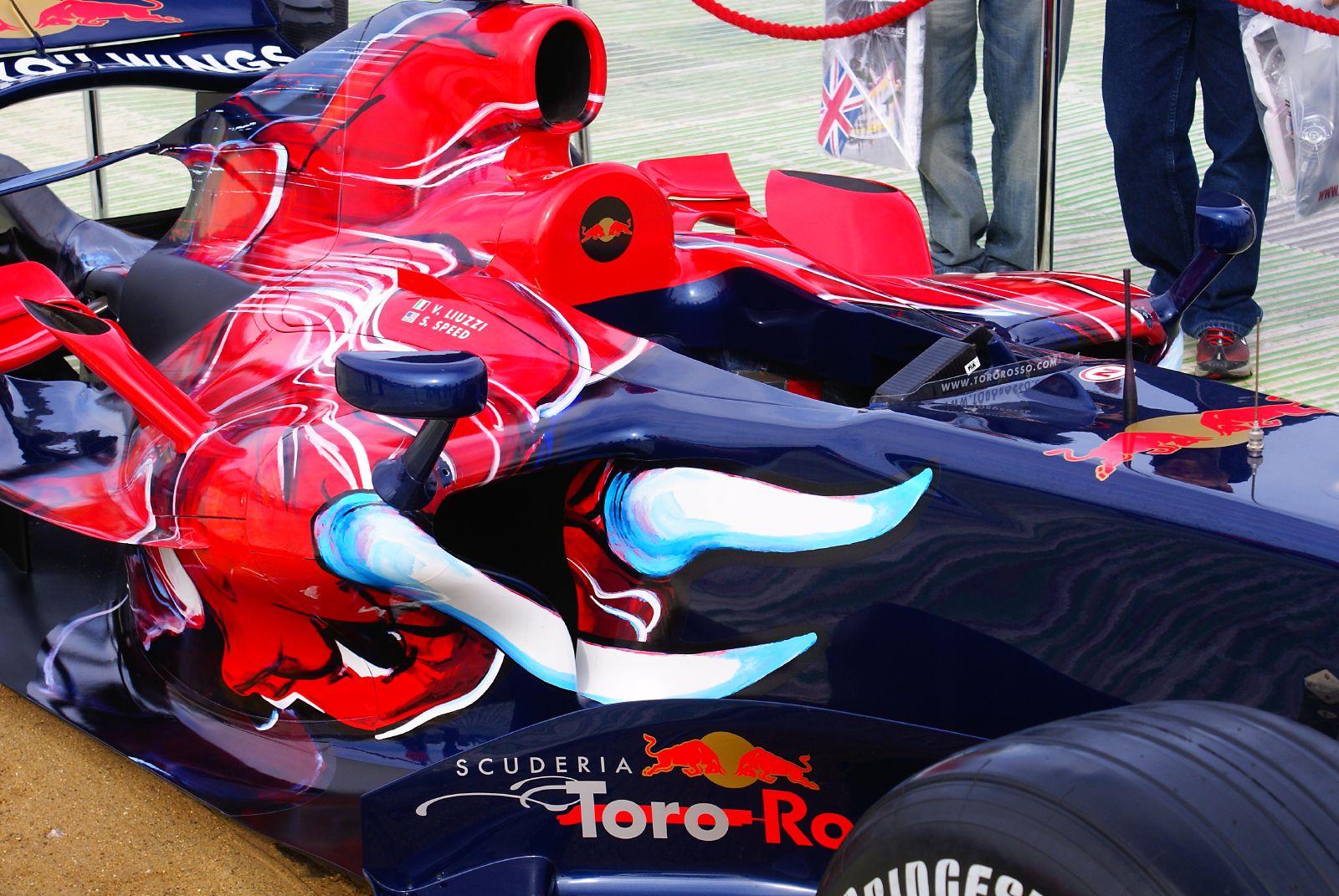 Toro Rosso New Car