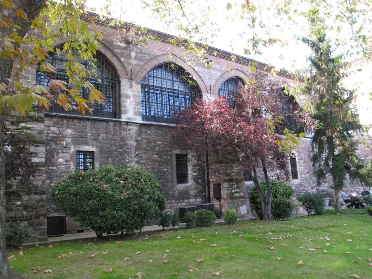 Muzeum Sztuki Tureckiej i Islamskiej w Stambule – Wikipedia, wolna encyklopedia