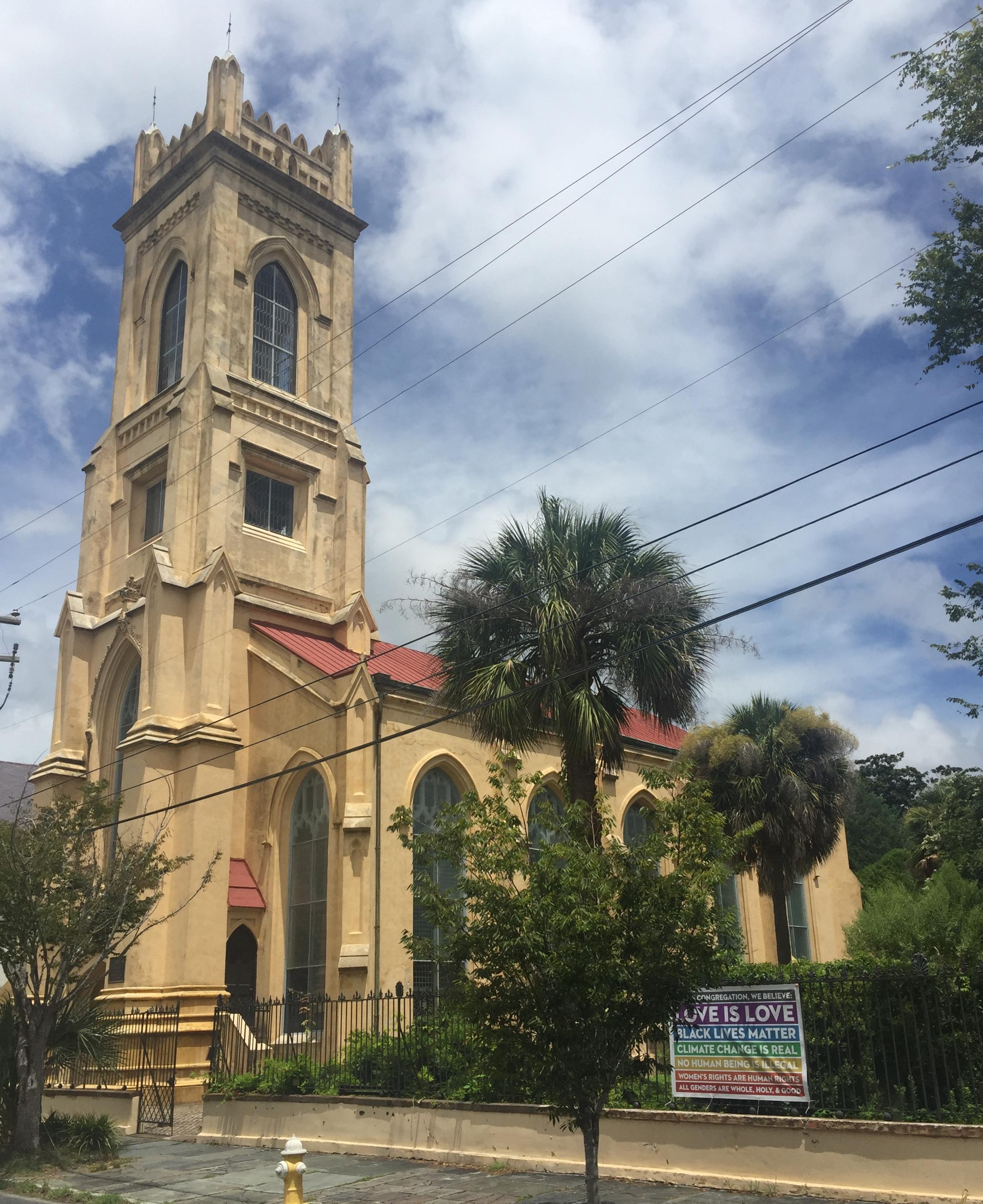 Unitarian Church in Charleston - Wikipedia