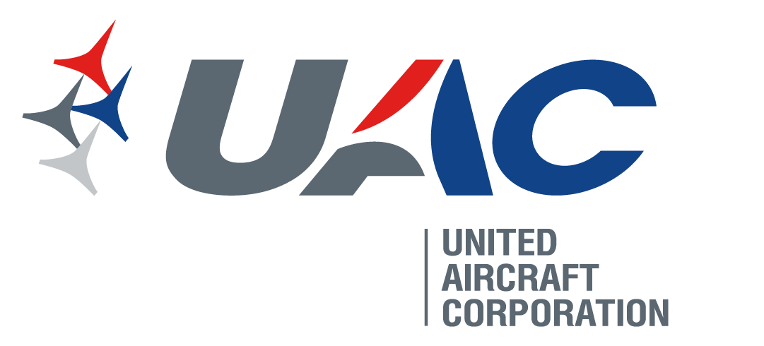 United Aircraft Corporation Logo | top 10 commercial aircraft manufacturers | Vayu India Aviation