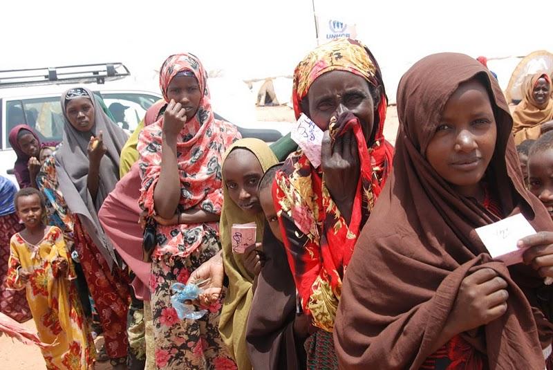 VOA Heinlein - Somali refugees September 2011 - 07