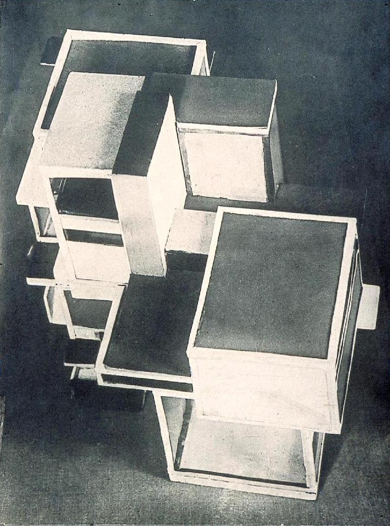 File van doesburg and van eesteren maison d 39 artiste - Maison d artiste a visiter ...
