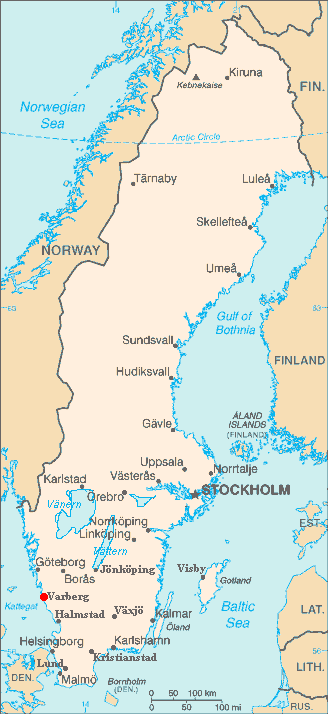 FileVarberg In Swedenpng Wikimedia Commons - Varberg sweden map