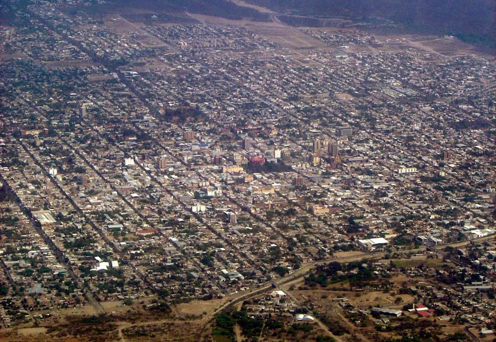 Fotos de chile satelitales 38