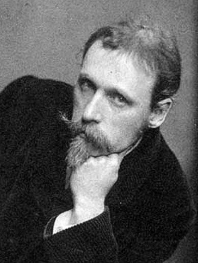 Walter Crane, ca. 1886