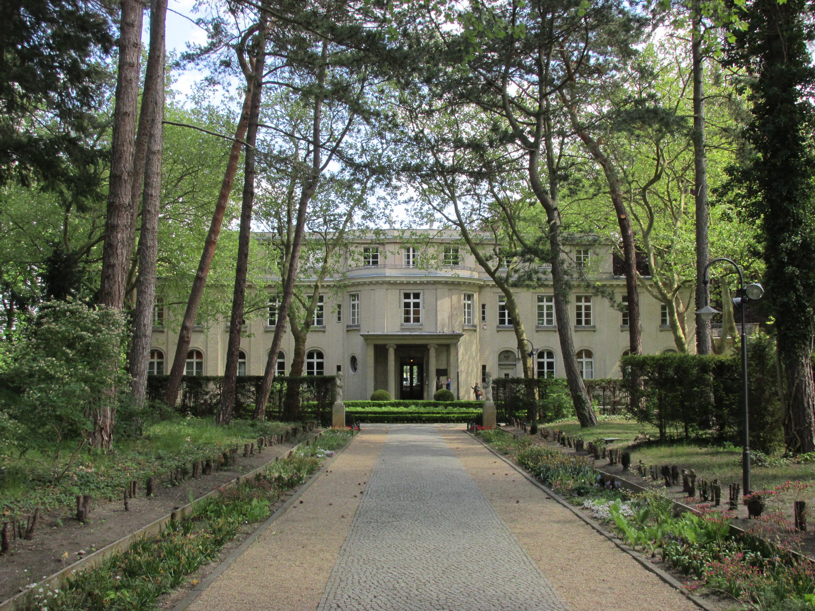 File Wannsee Haus der Wannsee Konferenz Wikimedia