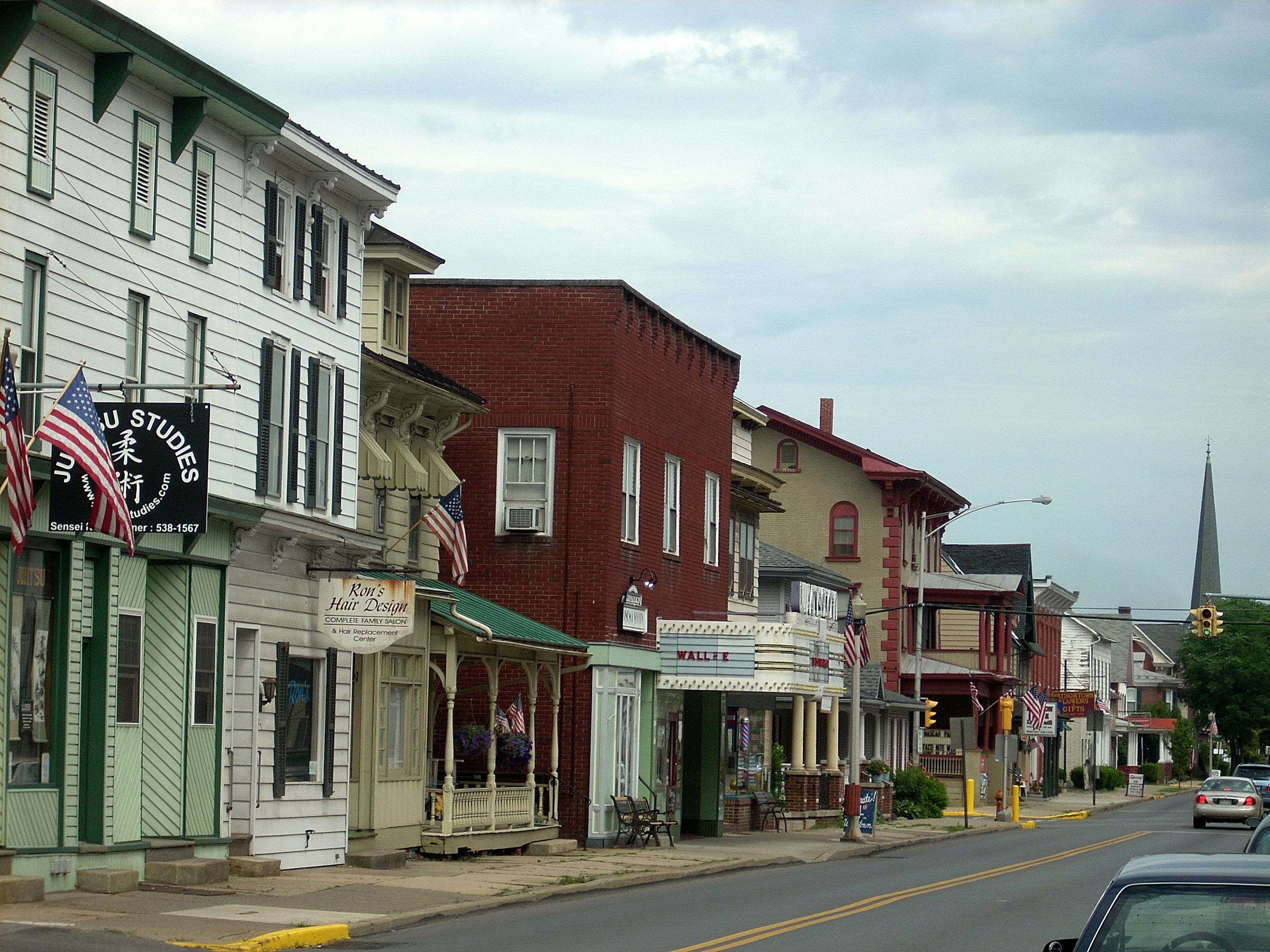 Watsontown, Pennsylvania - Wikipedia, the free encyclopediawatson town