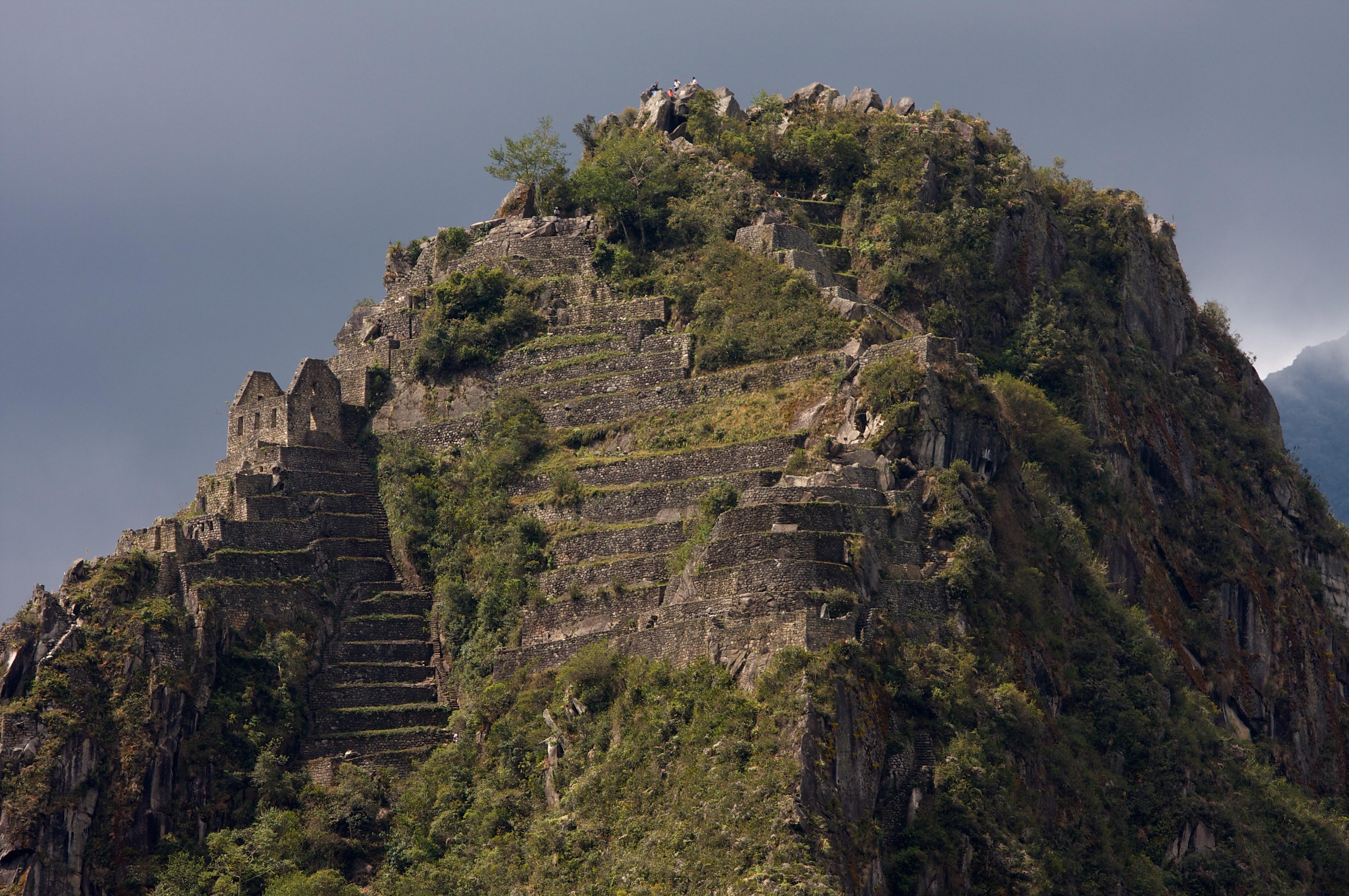 Huayna Picchu – Wikipédia, a enciclopédia livre