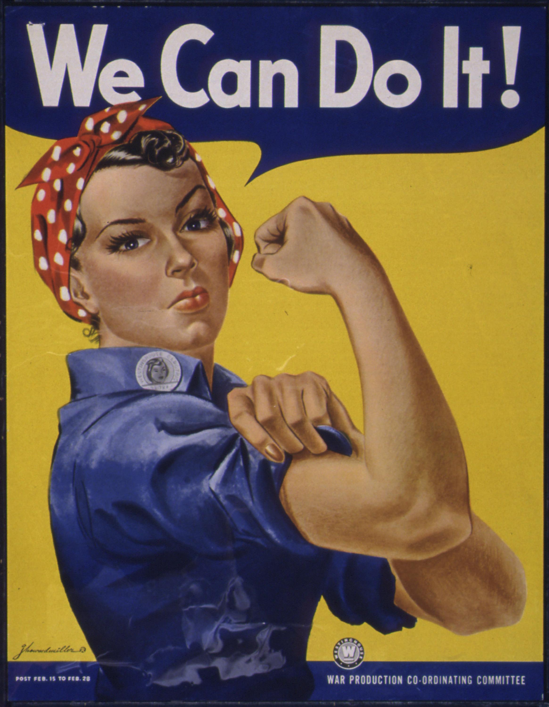 what did women do in ww2