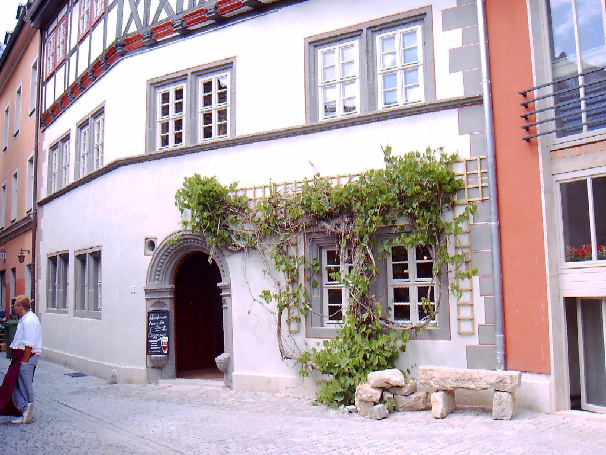 File Weinbauernhaus Haus Im Sack Jena 2005 Jpg Wikimedia Commons
