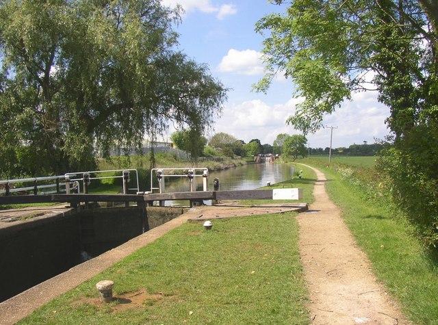 Whilton Locks, Whilton - geograph.org.uk - 455005
