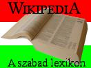 A Magyar Wikipédia első szabad logója