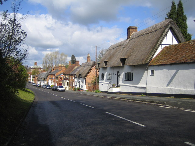 Winslow, A413 Sheep Street - geograph.org.uk - 163539