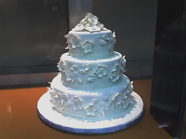 Wedding Cake Icing Options
