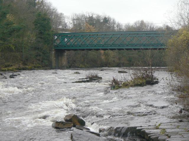 Wolsingham Bridge - geograph.org.uk - 1586179
